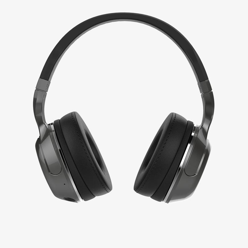 a93f757a536 Skullcandy Hesh 2.0 Bluetooth Silver/Black/Chrome Headphones   On ...