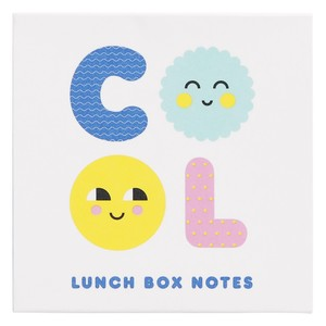 kikki.K Lunch Notes Smile White