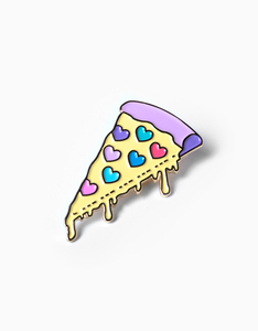 La Come Di Pizza Lover Pin