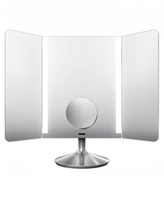 Simplehuman Sensor Mirror Pro 40.5cm Wide View Stainless Steel