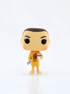Funko Pop Stranger Things Eleven in Burger Tee Vinyl Figure