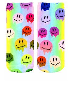 Living Royal Melting Smiley Ankle Socks