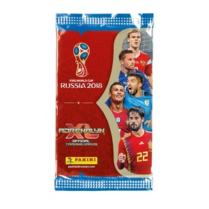 Panini FIFA 18 World Cup Trading Cards Pack