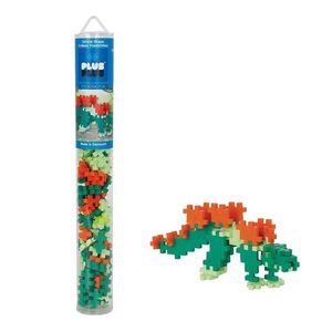 Plus-Plus Mini Tube Stegosaurus 100 Pcs