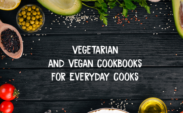 Vegetarian and Vegan Cookbooks