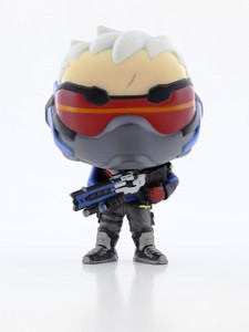 Funko Pop Games Overwatch Soldier 76 Hk Exc