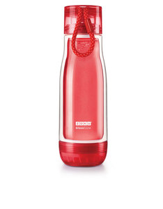 Zoku 470Ml Suspended Core Bottle Red