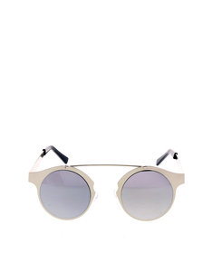 Spitfire Uk Intergalatic Silver/Silver Mirror Sunglasses