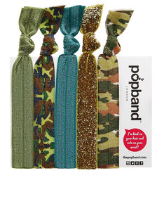Popband London Gi Jane Camo Headband
