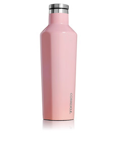 Corkcicle Canteen Rose Quartz Vacuum Bottle 470 ml
