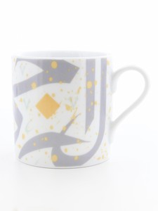 Silsal Tarateesh Mug Grey