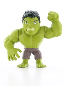 Metalfigs Avengers Hulk Die-Cast Figure 4 Inch