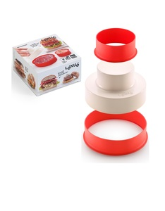 Lekue Burger Maker Kit