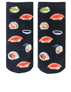 Living Royal Raw Sushi Ankle Socks