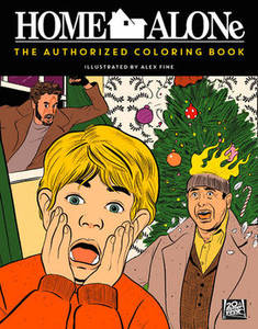 Home Alone: The Official Colouring Book