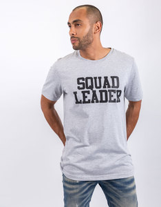 SaveThePeople Squad Leader Grey T-Shirt
