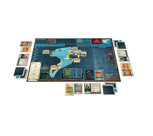 how to play pandemic legacy season 1