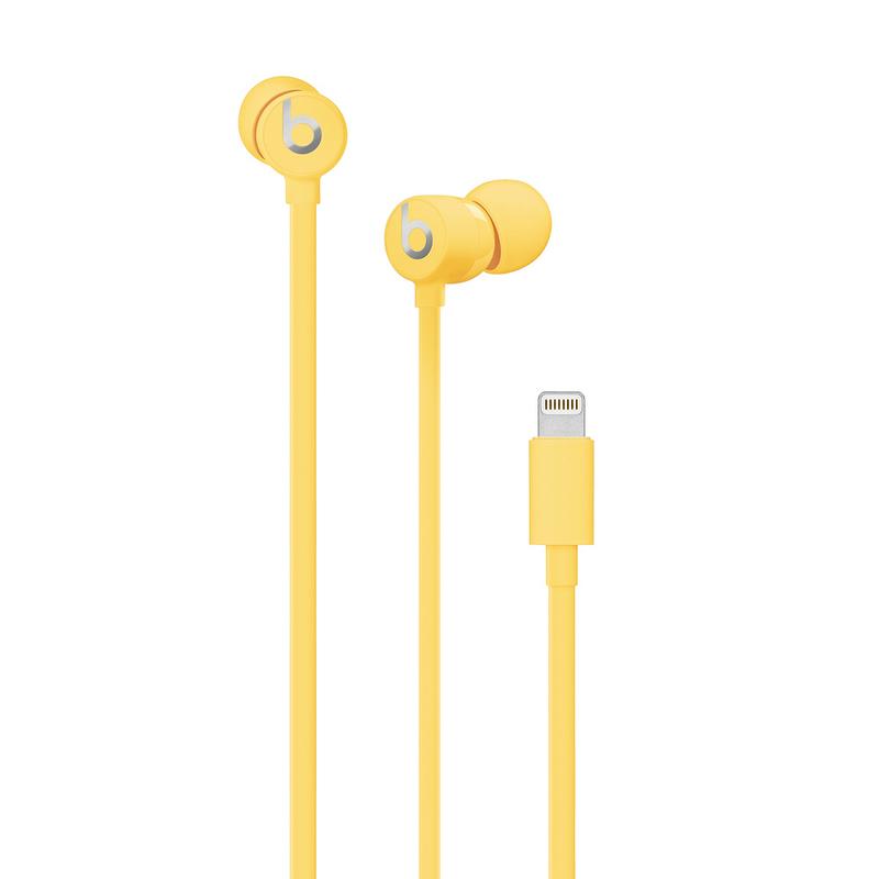 8f099f1e8dd Beats By Dr Dre Urbeats3 Yellow In-Ear Earphones with Lightning Connector |  In-Ear Headphones | Headphones | Headphones + Audio | Electronics &  Accessories ...