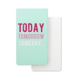 Go Stationery Get Things Done Kraft Typo Reminder Pad