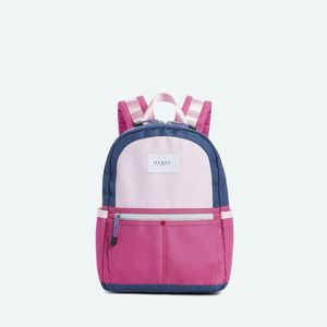State Bags Mini Kane Navy/Rose Backpack