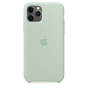 Apple Silicone Case Beryl for iPhone 11 Pro