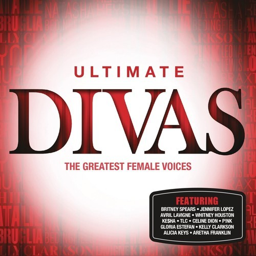 ULTIMATE DIVAS / VARIOUS (UK)