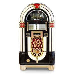 Ricatech Amitabh Bachchan Jukebox Black & Gold