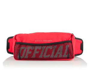 Official Melrose Shoulder/Hip Bag Red
