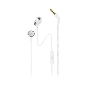 JBL LIVE 100 White In-Ear Earphones