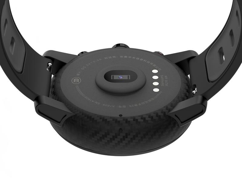nueva llegada 9f999 74e45 Xiaomi Amazfit Stratos Black Smart Watch