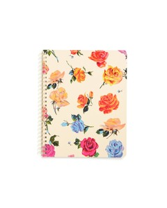ban.do Rough Draft Mini Notebook Coming Up Roses
