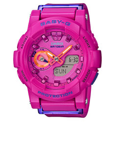 Casio BGA-185FS-4ADR Baby-G Digital Watch