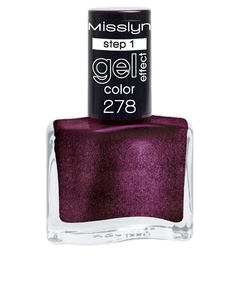 Misslyn Gel Effect Color No.278 Blazing Love   Nails   Beauty ...