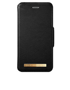 iDeal Fashion Wallet Case Black For iPhone 7
