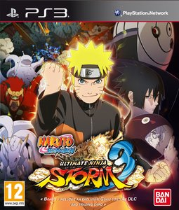 NARUTO SHIPPUDEN: ULTIMATE NINJA STORM 3 [PRE-OWNED]