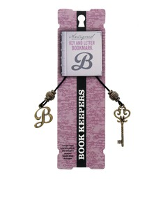 Book Keepers B Bookmark