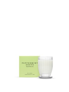 Peppermint Grove Lemongrass & Lime Candle 60g