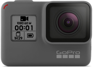 GoPro Hero Action Camera with Touch LCD
