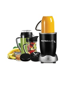 Nutribullet RX Blender Piano Black