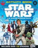 Star Wars the Empire Strikes Back Activity Book: With Sticker Scenes