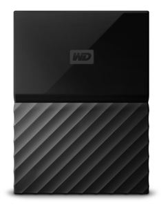 WESTERN DIGITAL MY PASSPORT 2TB HARD DRIVE BLACK FOR MAC