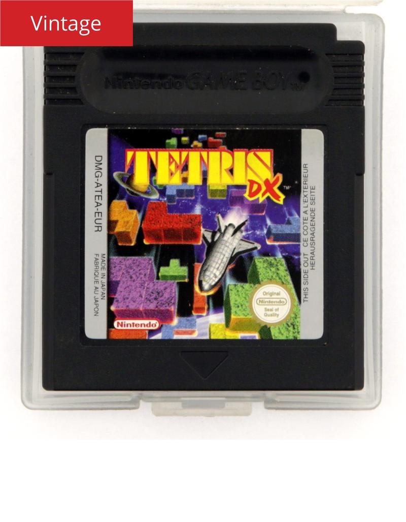 Game boy color japan - Tetris Dx Gameboy Color