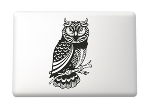 IORIGIN BLACK OWL CASE FOR MACBOOK PRO W/ OUT TOUCH BAR13 INCH