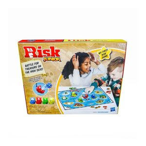 Hasbro Risk Junior Board Game