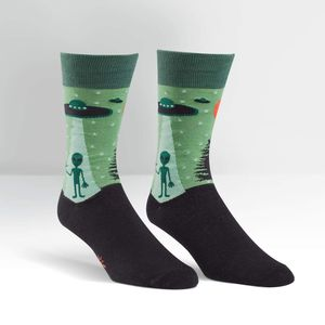 Sock It To Me Men's Crew I Believe Socks