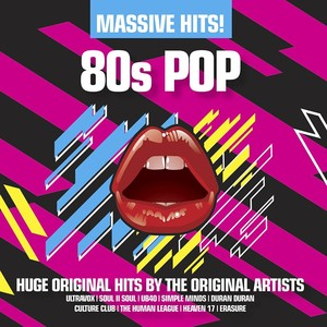 Massive Hits: 80's Pop