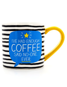 Happy Jackson I'Ve Had Enough Coffee Said No-One Ever Boxed Mug