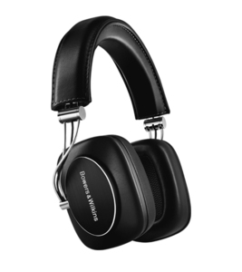 Bower & Wilkins P7 Black Wireless Headphones