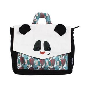 Rototos the Panda Canvas Backpack