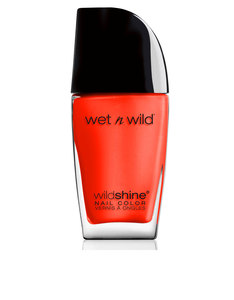 Wet N Wild Wild Shine Nail Color Heatwave
